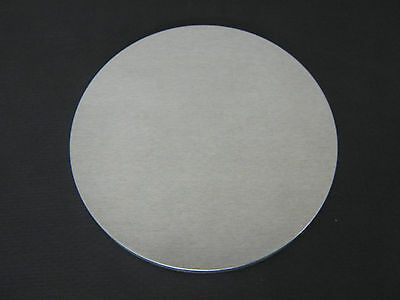 "12"" Dia. x 1/4"" Thick Aluminum Round Disc Alloy - 5052-H32 Mill Finish"