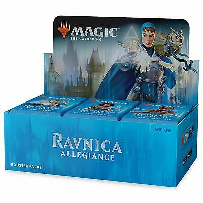 Magic the Gathering MTG - Ravnica Allegiance Factory Sealed Booster Box x1 - RNA