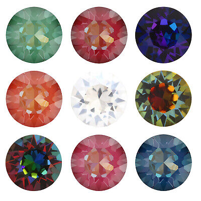 Genuine SWAROVSKI 1088 XIRIUS Chaton Round Crystals * New Colors