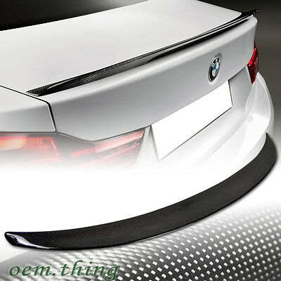 Carbon BMW 4-Series F32 Coupe Performance Rear Trunk Boot Spoiler 2019
