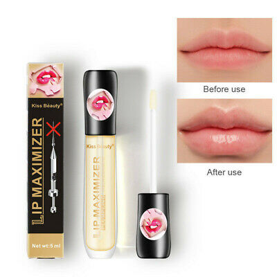 Lip Plumper Moisturizing Smooth Fine Lines Brighten Care Extreme Gloss Lèvres