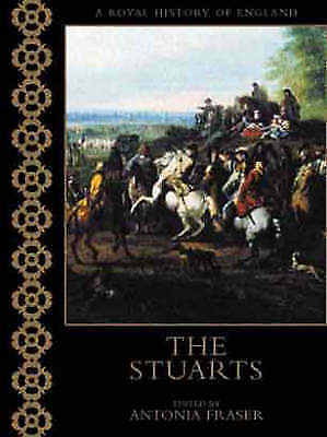 The Stuarts (A Royal History Of England), Ashley, Maurice, Very Good Book