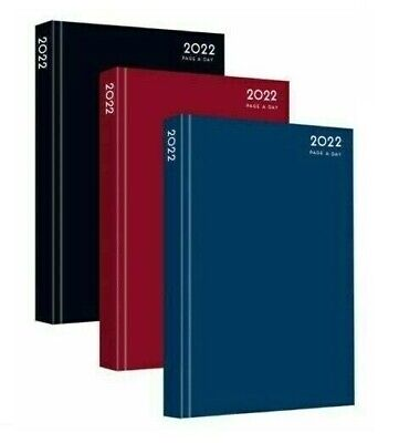 2020 diary A4/A5/A6 Page a Day/Week to View Diary Hardback Casebound Back cover