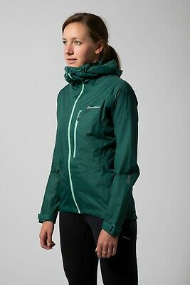 Montane Women/'s Minimus Jkt Super-lightweight Race Waterproof 2019 SALES SAMPLE