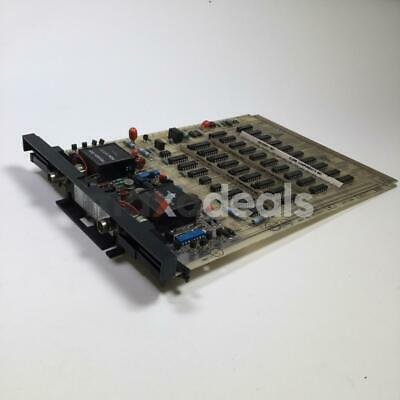 Honeywell 30731817-4 Board Card Module Used UMP