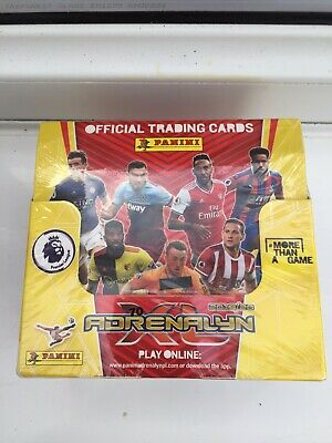 Premier League 2019/2020 Adrenalyn Official Trading Cards (50 Packets)no box