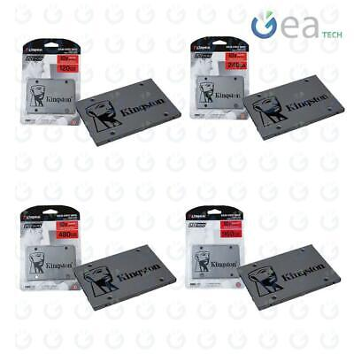 "KINGSTON SSD SUV500 120Gb 240Gb 480Gb 960Gb 2,5"" SATA 3 Drive a Stato Solido"