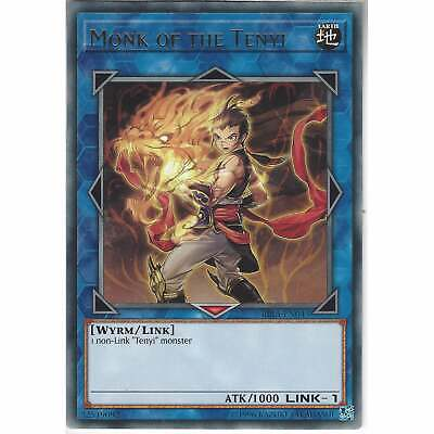 RIRA-EN043 Monk of the Tenyi | Unlimited | Rare Card | YuGiOh TCG Rising Rampage