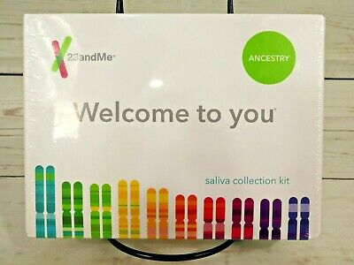 23andMe DNA Test - Ancestry Personal Genetic Service - Includes 1000+ Geographic