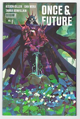 Once And Future #1 Fourth Printing Variant Boom! Studios Hot Htf Sold Out