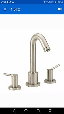 Hansgrohe Talis S 32313821 Brushed Nickel 3 Hole Roman Tub Faucet