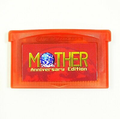 Mother 25th Anniversary Edition Earthbound Beginnings Zero GBA Gameboy Advance