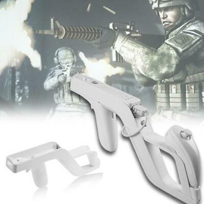 Motion Remote Control for Nintendo Wii Zapper Gun Games Nunchuk Shooting Handle