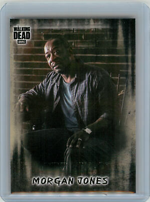 2018 Topps Walking Dead Hunters and the Hunted PHOTO VARIATION Morgan Jones SP