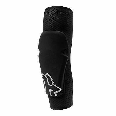 Fox Mtb Enduro Sleeve Mens Body Armour Elbow Pads - Black All Sizes