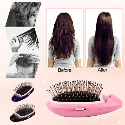 Combized Ionic Hair Brush-2019 Best Offer AU Fast Free Shipping !!!