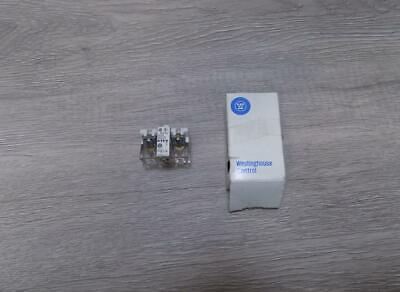 Westinghouse 9084A18G01 NO Contact Block