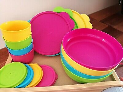 Tupperware Everyday Bowls/ Containers