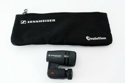 Sennheiser E604 Compact Dynamic Cardioid Instrument Microphone From Japan