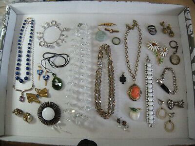 Antique, Vintage and New, Mixed Jewelry Lot...Estate SaleTreasure Box #2