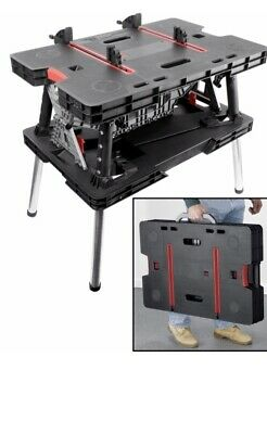 Brilliant Keter Folding Work Bench Table Diy Portable Tool Adjustable Unemploymentrelief Wooden Chair Designs For Living Room Unemploymentrelieforg