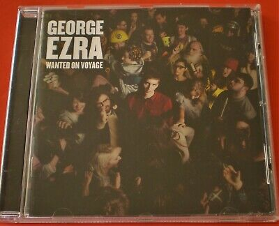 Wanted On Voyage George Ezra CD album Blame It On Me Budapest Barcelona Cassy O