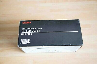 Sigma Electronic flash EF-530 -ETTL canon