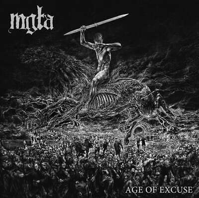 Mgla – Age Of Excuse [BRAND NEW]  MGŁA - Age of Excuse CD 2019 New Album