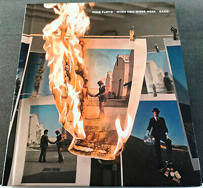 Pink Floyd - WISH YOU WERE HERE - WYWH - Hybrid SACD - Analogue Productions - NM