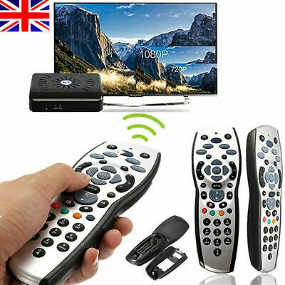 Genuine Sky+ Plus Hd Rev 9 Tv Replacement Remote New 100% Sky Remote Control Uk