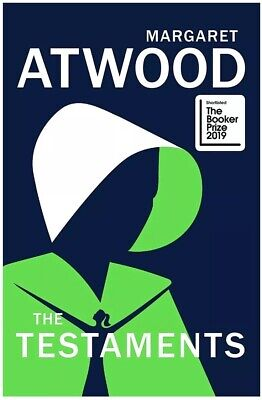 Margret Atwood: The Testaments - Hardcover New