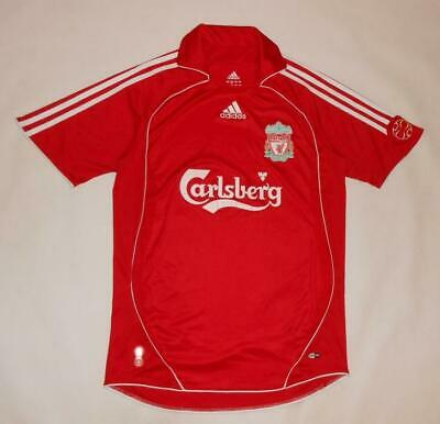 HOME SHIRT ADIDAS FC LIVERPOOL 2006-08 (S) Jersey Trikot Maillot Maglia Camiseta
