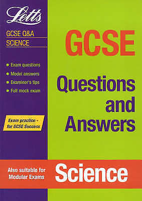 GCSE Questions and Answers: Science (GCSE Questions and Answers Series), Booth,