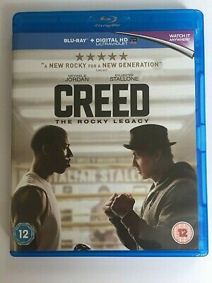 Creed Blu-Ray Excellent Condition