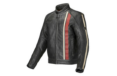 Triumph Raven 2 Leather Motorcycle Jacket Mlhs17321