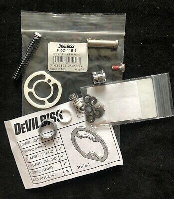 Devilbiss Wartungs- u. Reparatur- Set PRO-415-1 für Devilbiss incl GTI-428-K5