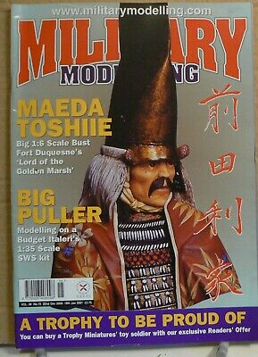 MILITARY MODELLING magazine - vol.30 - no.15 - December 2000