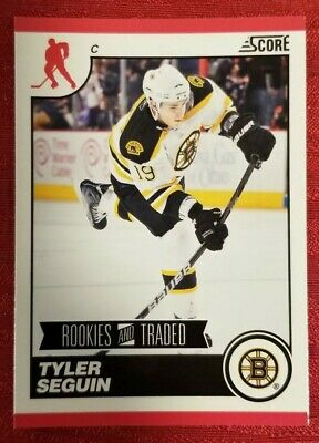 2010-11 Tyler Seguin Score Rookie & Traded Rookie Card RC #561