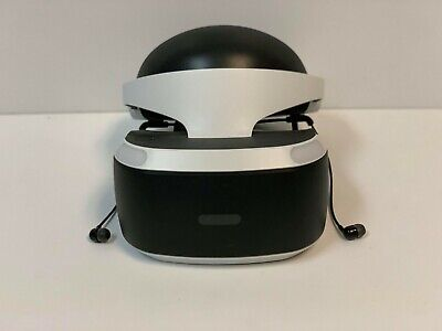Sony Playstation 4 VR Virtual Reality Headset, Camera, 2x Move Controller Bundle