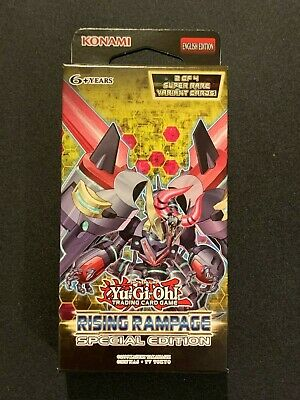Yugioh: Rising Rampage Special Edition - ENG