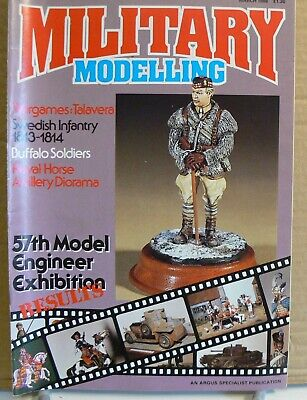 MILITARY MODELLING magazine - March 1988