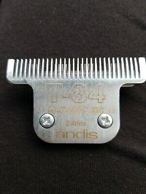 NEW in package Andis Ultra Edge Clipper Blade Size T-84 21641 no packaging
