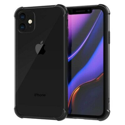 iPhone 11, 11 Pro, 11 Pro Max Case CONNICS [Liquid Crystal] Apple Clear Cover