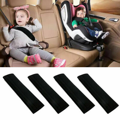 2x Car Seat Belt Pads Harness Safety Shoulder Strap BackPack Cushion Covers kids