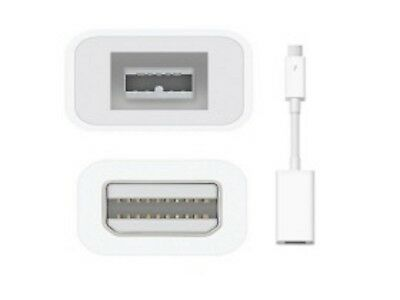 Official Apple Thunderbolt to FireWire Adapter For MacBook (A1463)