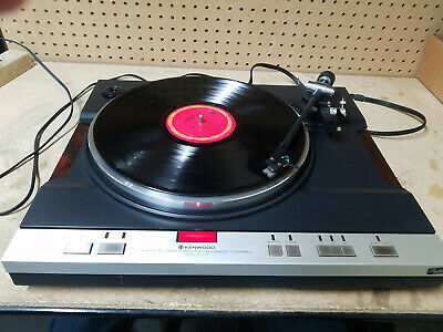 Kenwood KD-670 Automatic Turntable Direct Drive