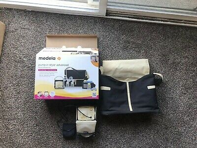 Medela Pump-In-Style Advanced w/ Accessories Excellent Used Condition