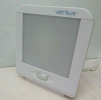 Verilux HappyLight Compact Energy Lamp / Personal Light Therapy VT10