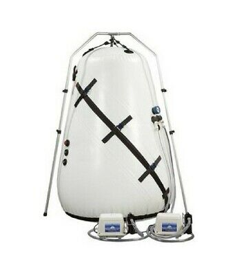 """New 40"""" Military Dive Vertical Hyperbaric Chamber Military & First Responders"""
