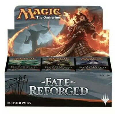 Fate Reforged Factory Sealed Booster Box English